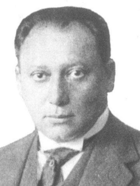 Olof Aschberg, Swedish banker and businessman and Bolveshevik sympathiser, from whom the Aschberg diamond gets its name