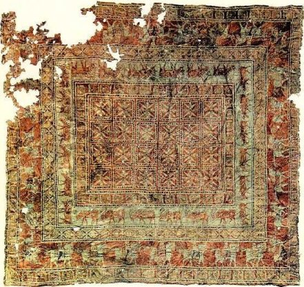 Pazirik Persian Carpet