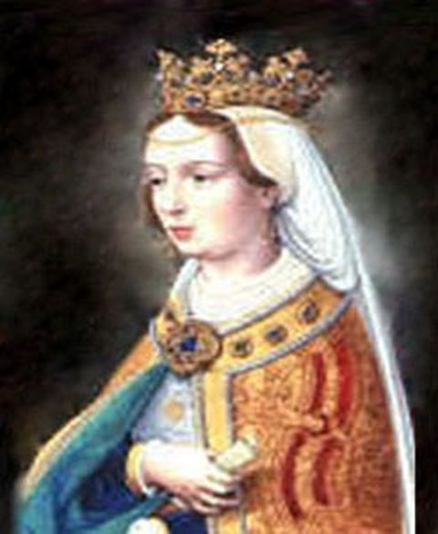 Philippa of Portugal - wife of King John I and Queen consort of Portugal