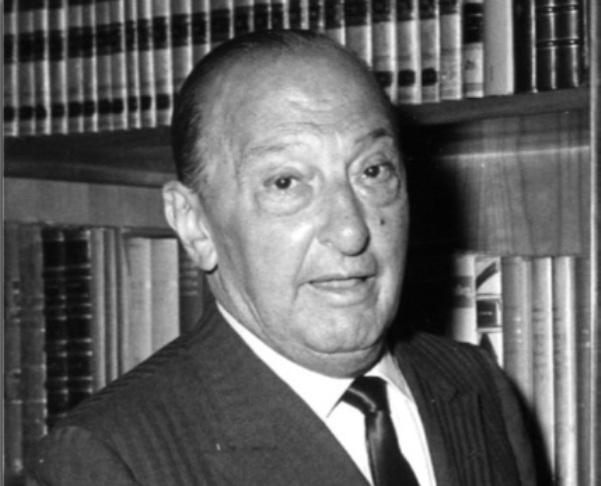 Photograph of older Senator Renato Angiollilo