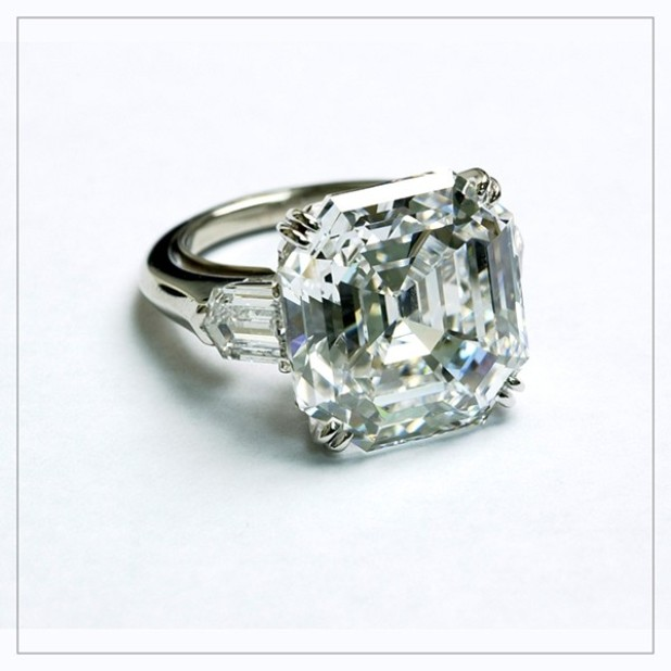 The Porter Rhodes Diamond