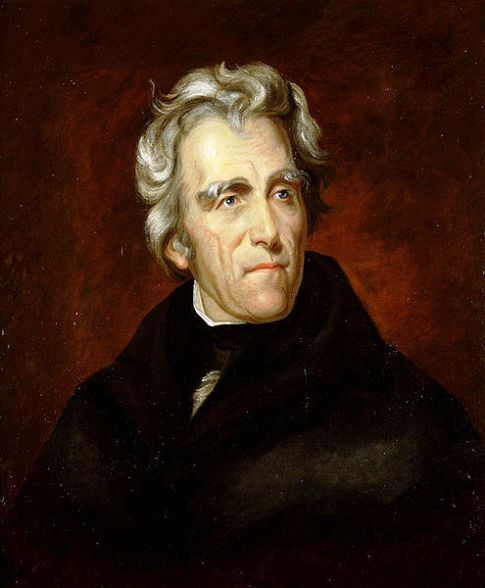 Andrew Jackson- 7th President of the United States