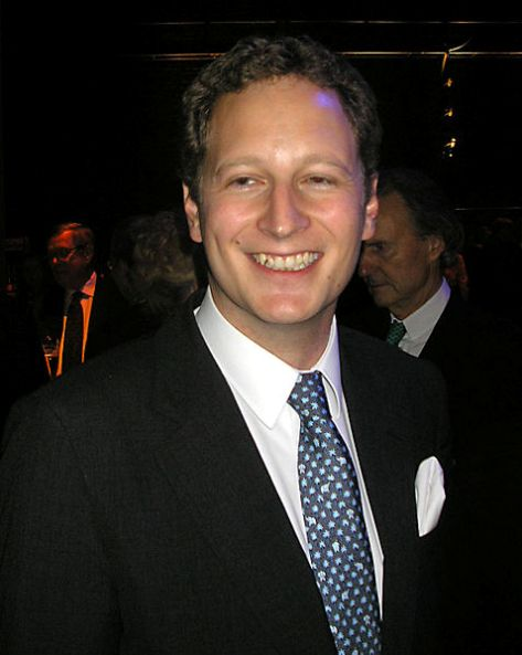 Prince Georg Friedrich, present Head of the House of Hohenzollern