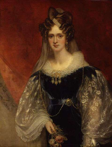 Princess Adelaide of Saxe Meiningen, wife of King William IV and Queen Consort of the United Kingdom