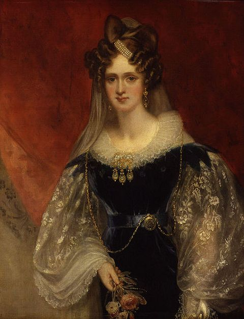 Princess Adelaide of Saxe-Meiningen, Queen Consort of King William IV