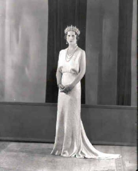 Another image of Princess Helen of Greece and Denmark, second wife Carol II