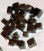 Pyrite Mineral Gallery, Images, Photos