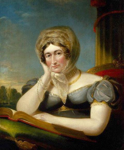Caroline of Brunswick, Queem Consort of King George IV of the United Kingdom