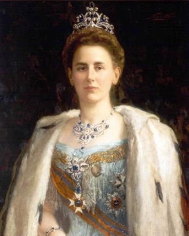 Queen of Holland- Queen Wilhelmina