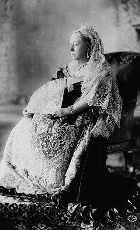 Queen Victoria's diamond jubilee photograph taken in 1897