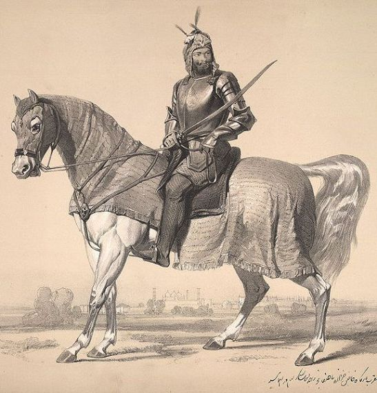 Raja Lal Singh- Prime Minister and one of the commanders of the first Anglo- Sikh war