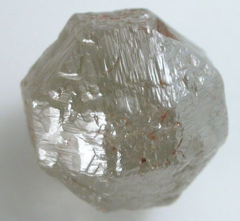 Rare Cubo-Octahedral-Dodecahedral Diamond Crystal with 26 faces