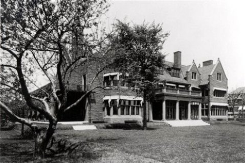 Rose Terrace I built by Horace Dodge in 1912