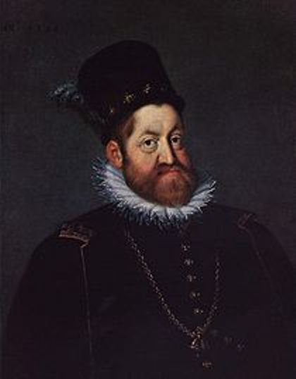 Rudolph II, Archduke of Austria  and Holy Roman Emperor (1576-1612)
