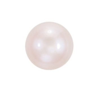 Second largest freshwater pearl- Yellowish to pinkish orange near spherical nacreous pearl