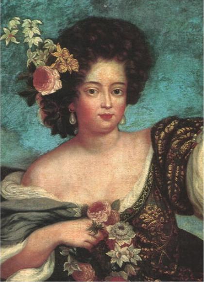 Sophia Dorothea in 1686