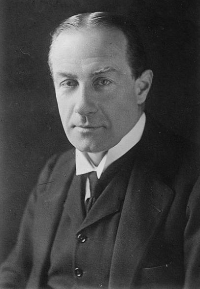 Prime Minister Stanley Baldwin