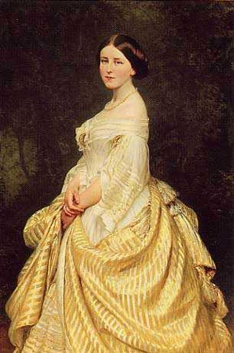 Stephanie of Hohenzollern-Sigmaringen - Wife and Queen consort of Pedro V, king of Portugal