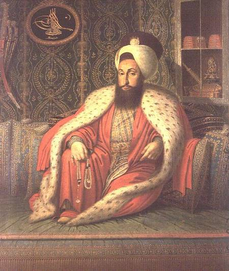 Sultan Mahmud I of Turkey 1696-1754