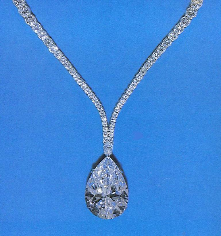 The Taylor Burton Diamond