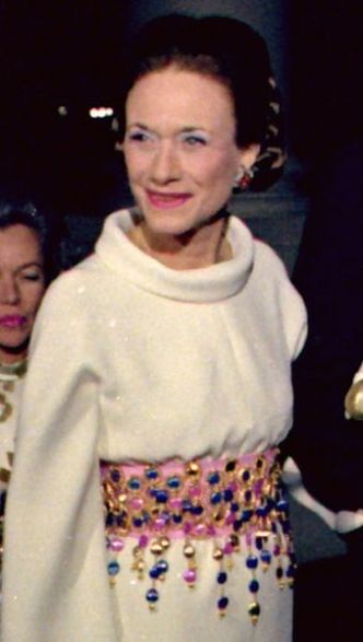 The Duchess of Windsor in 1970