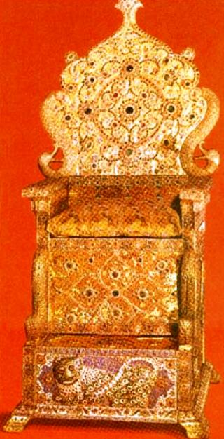 The Naderi Throne