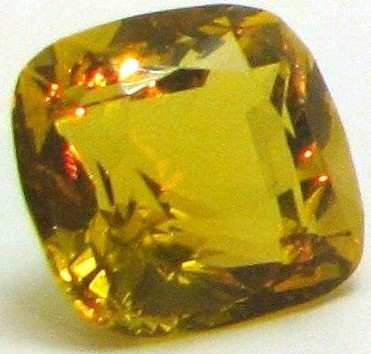 The Tiffany yellow diamond- unmounted