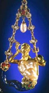 The Triton Pendant