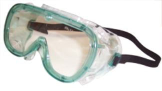 Ultraviolet Blocking Goggles for blocking UV Light, which is harmful to the eyes.