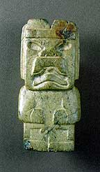 were-jaguar-olmec-carving