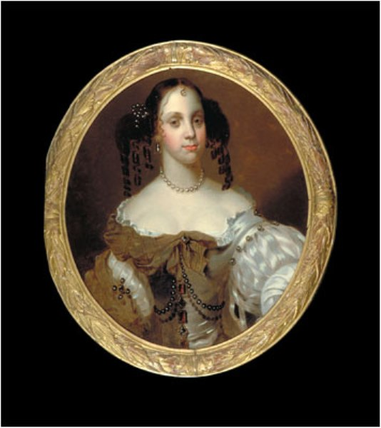 Catherine of Braganza - Wife of King Charles II