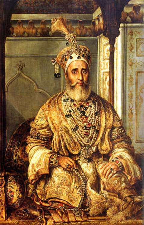 Bahadur Zafar Shah II - Last Mughal Emperor of India