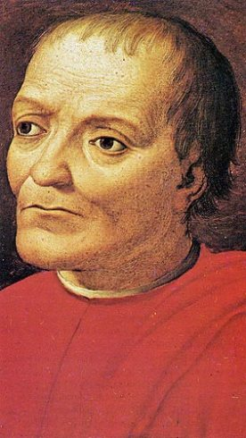 Giovanni de Medici, founder of the Medici Bank