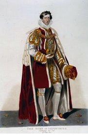 Duke of Devonshire VI