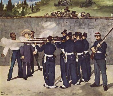 Execution of Emperor Maximilian of Mexico