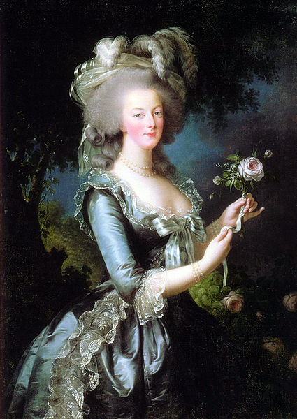 Marie Antoinette, Queen consort of Louis XVI