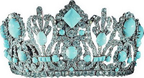 marie-louise-emerald-and-diamond-diadem-replaced-with-turquoise