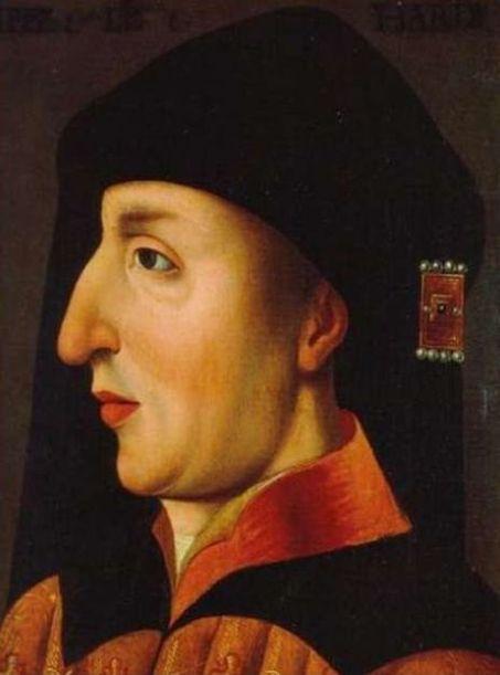 Philip the Bold - Duke of Burgundy 1342-1404