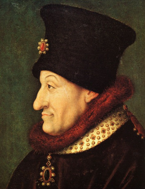 Philip the Bold in later life