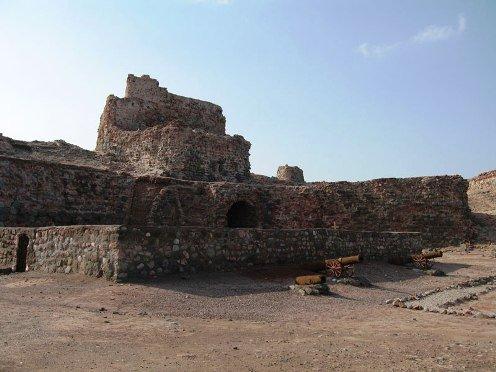 Portuguese Fort- Hormuz Island