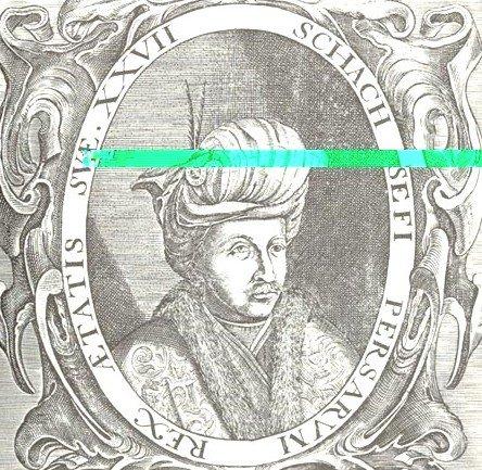 Shah Safi of Persia