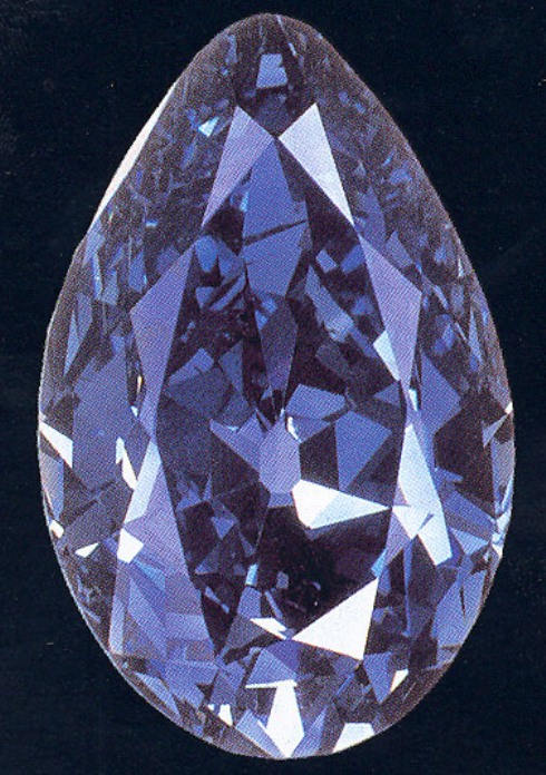 The Tereschenko Diamond